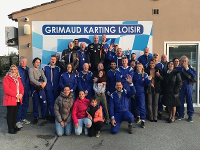 Grand Prix karting de Grimaud